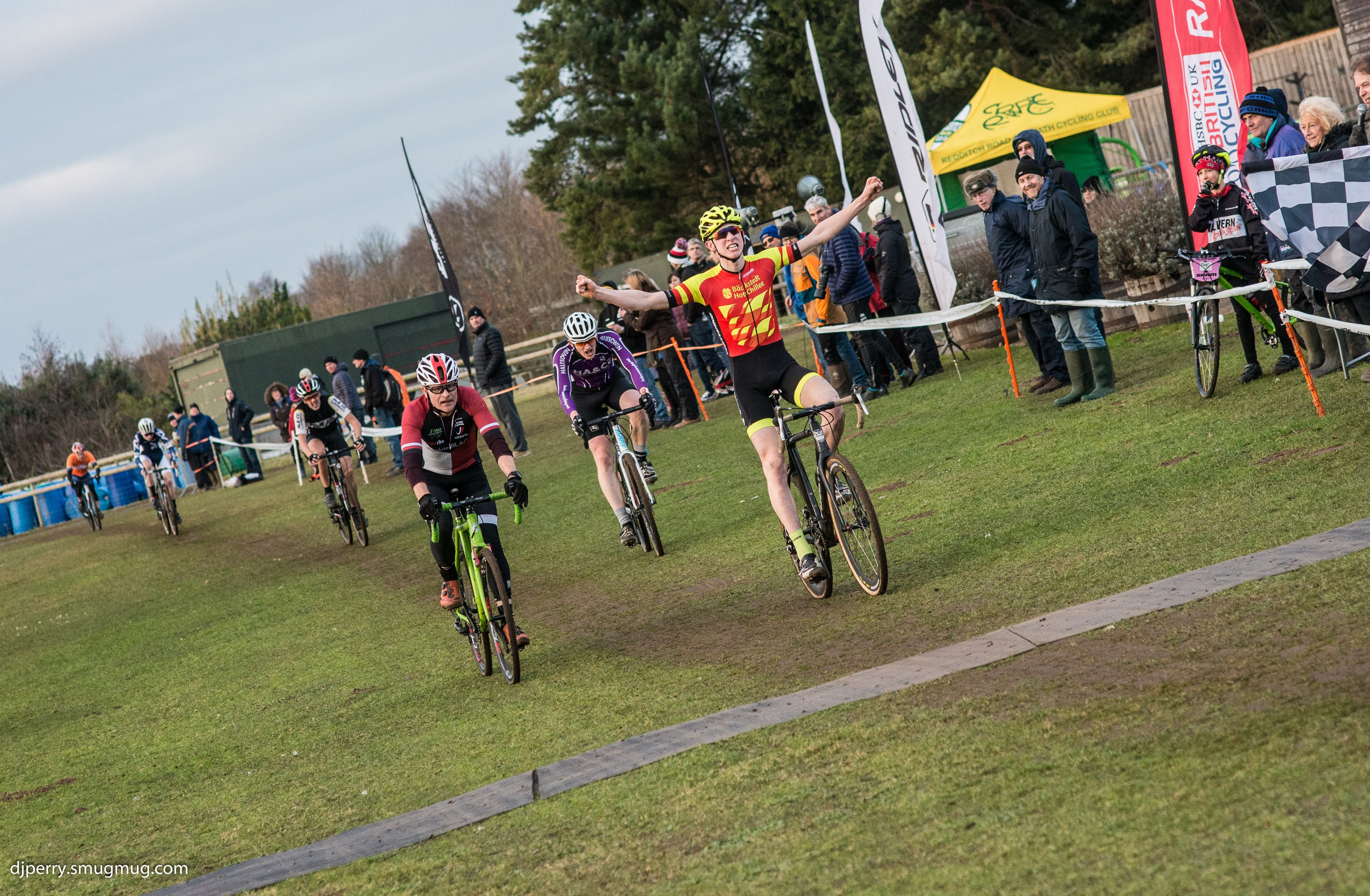 Askey and Richards among winners at West Midlands